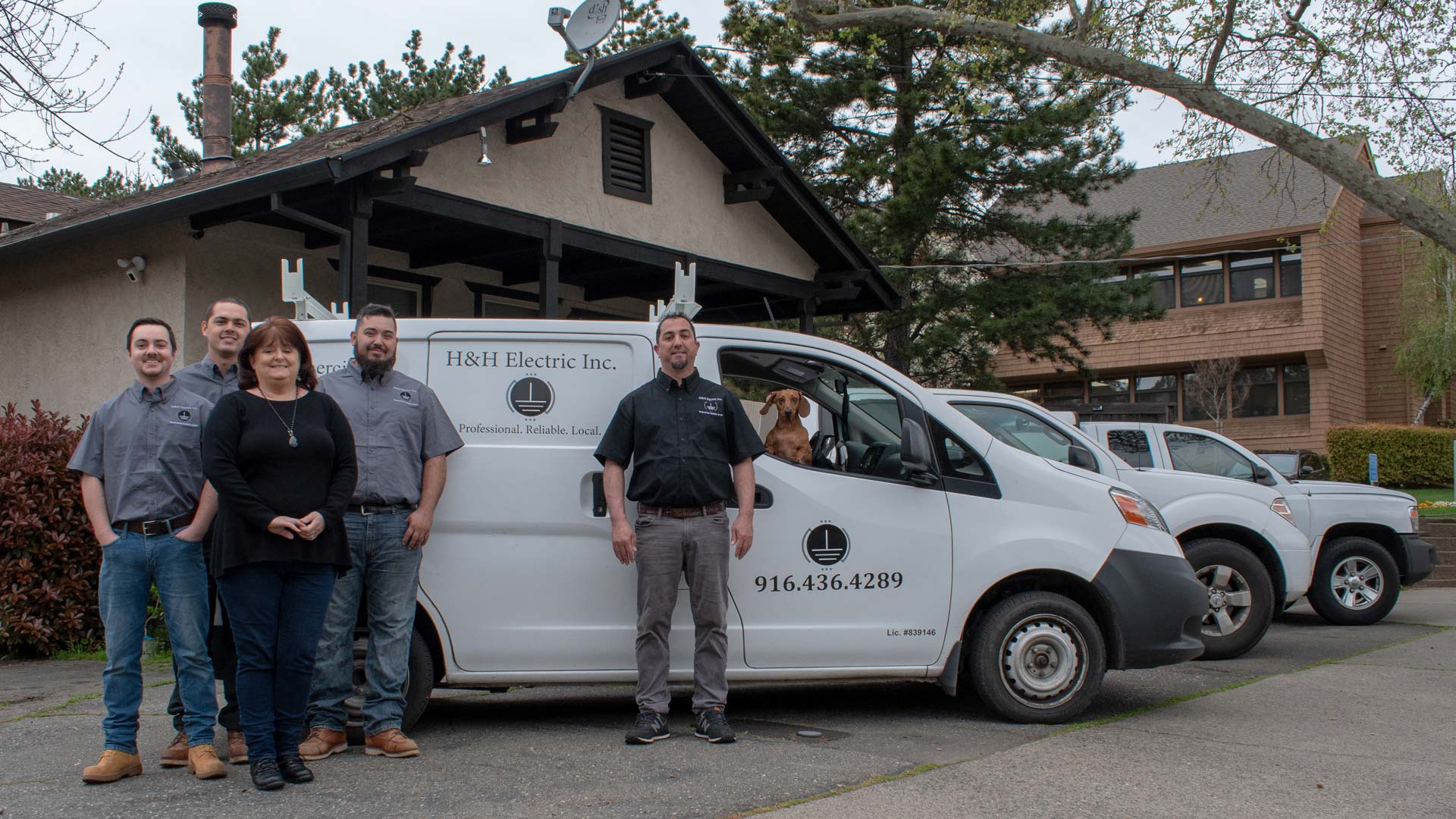H&H Electric - Fair Oaks Electrical Contractor, Sacramento Electrical Contractor, Family Owned & Operated. Free Estimates. Residential / Commercial Service